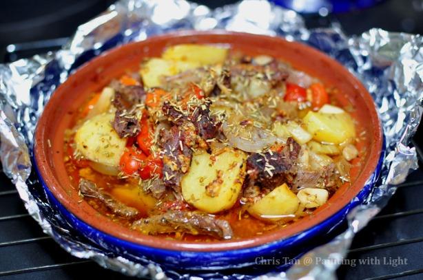 Tagine Beef Stew